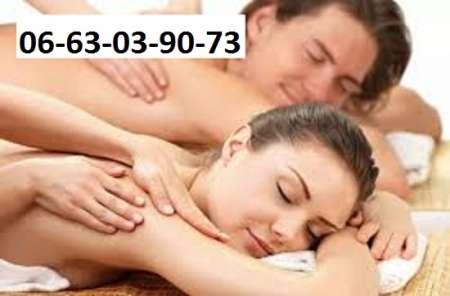 couple h/f propose massage complet pour les couple